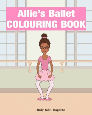 PayPal: Buy Allie's Ballet Colouring Book